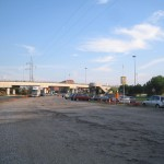 9-Square centrale P.Togliatti (Stazione P.Mammolo)